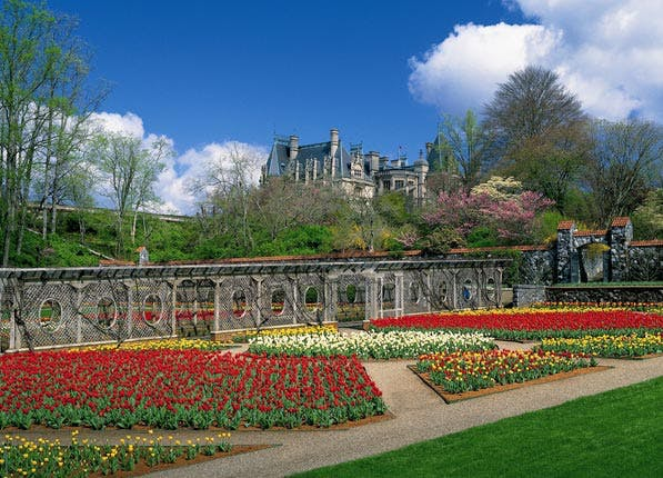 beautiful gardens biltmore