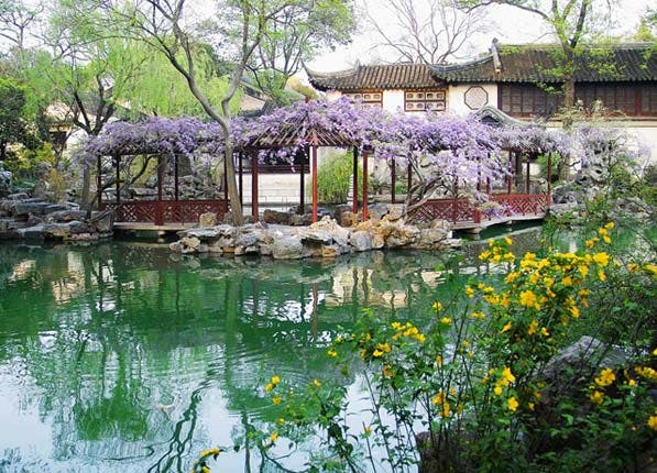 beautiful gardens china