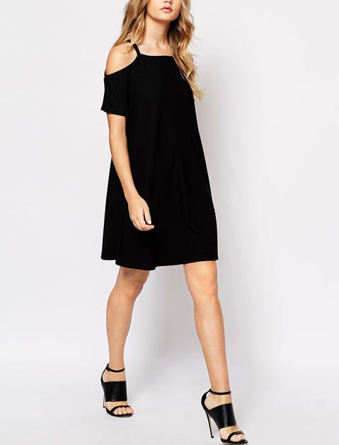 black clothes summer asos
