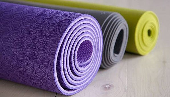 dirty things yoga mat