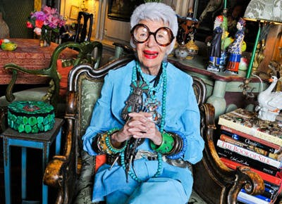 Iris Apfels New Documentary Is an Accessory Lovers Dream