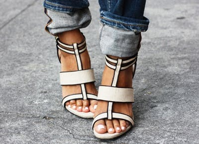 How to Get Your Feet Sandal-Ready for Summer