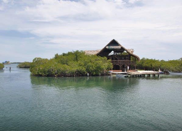 private island cartagena