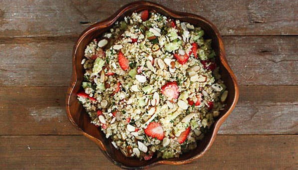 purewow grain salad