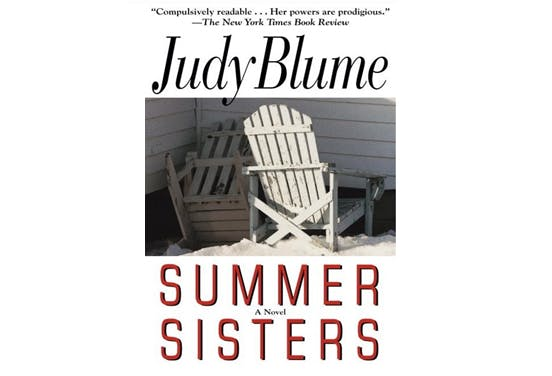 reread books summer sisters