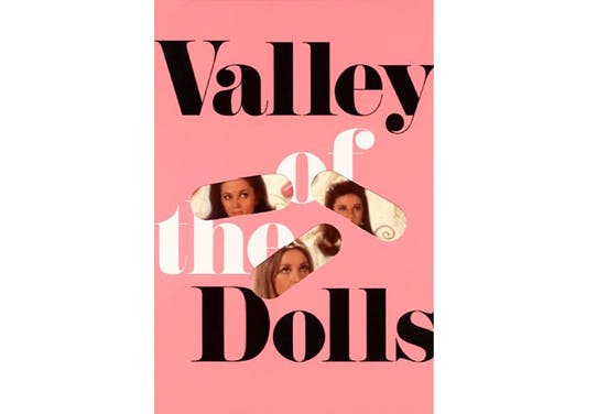 reread books valley dolls