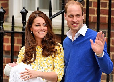 Royal Baby Check-In