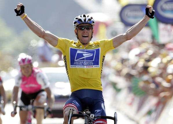 sports scandals armstrong