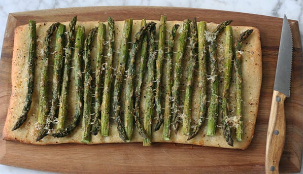 AsparagusFlatbread
