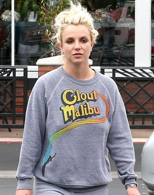 BritneySpearsSweats