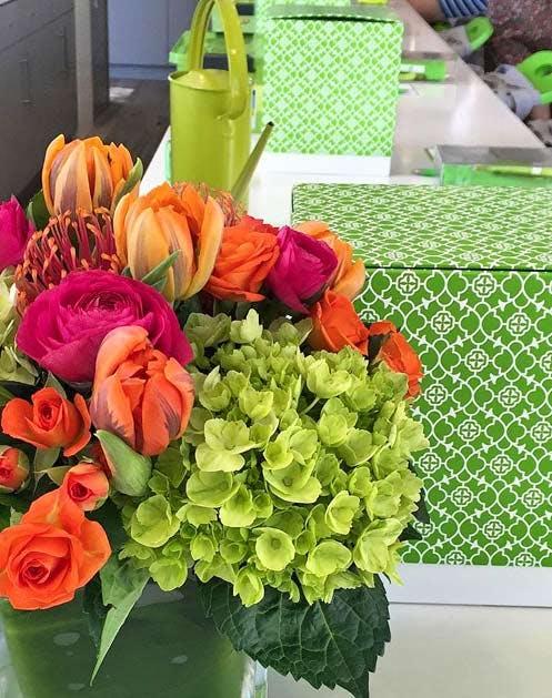 Florist Fleurish 497x629