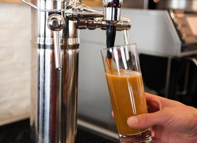 Nitro Coffee Arrives in Chicago