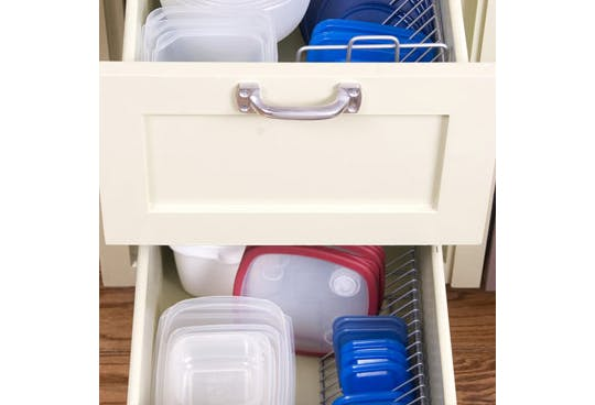 Organize Tupperware