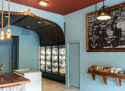 Discover Super Frozen Seafood at Wixter Market