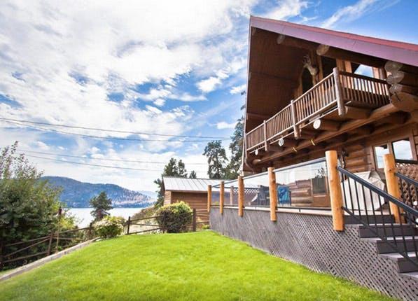 cabin canada
