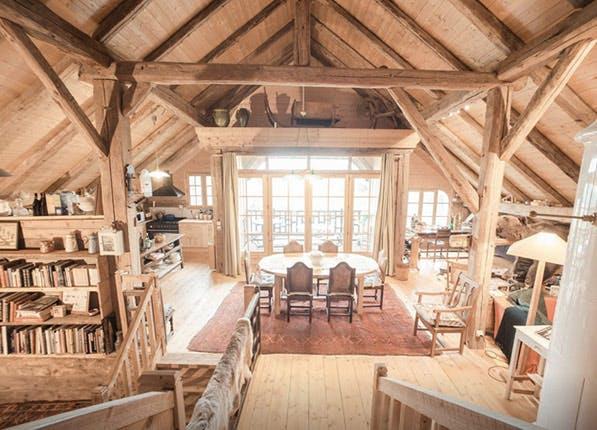 cabin france