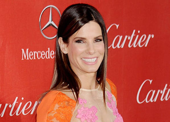 celeb Beauty tricks sandra bullock