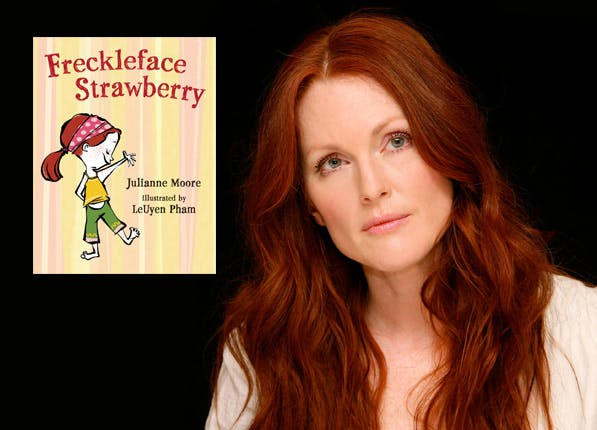 celeb childrens books julianne moore