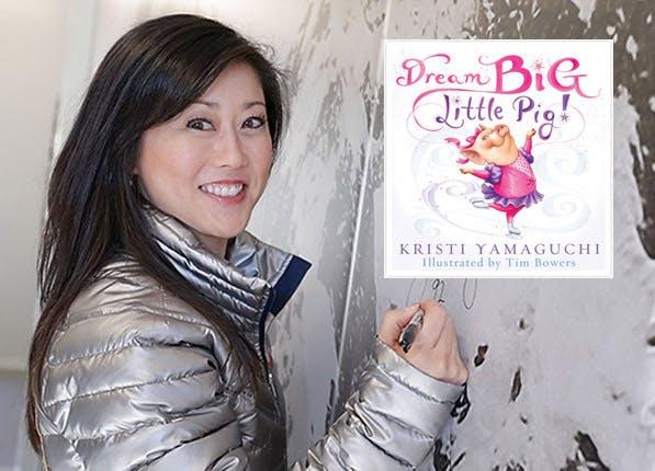 celeb childrens books kristi yamaguchi