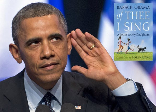 celeb childrens books obama