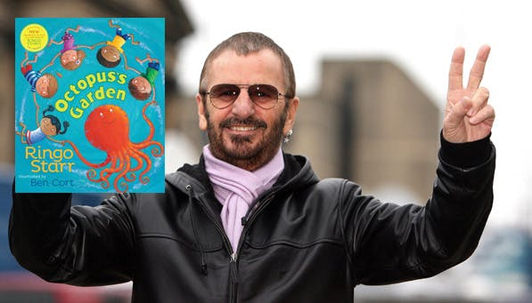 celeb childrens books ringo starr