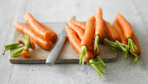 food myths carrots