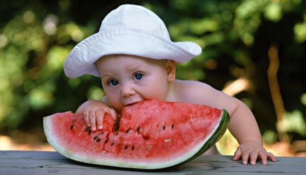 food myths watermelon seeds