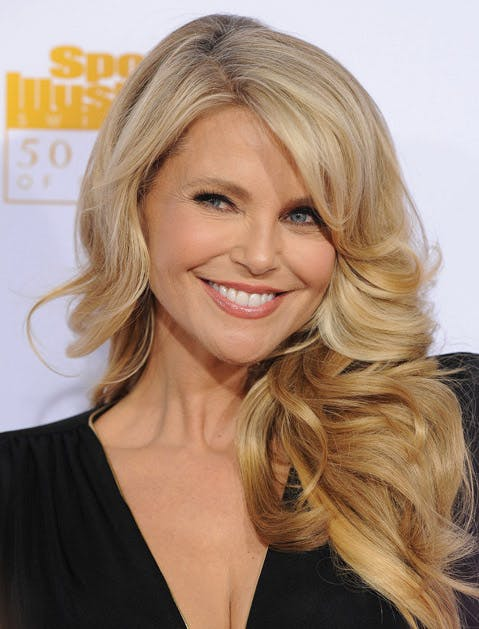 hamptons celebs christie brinkley