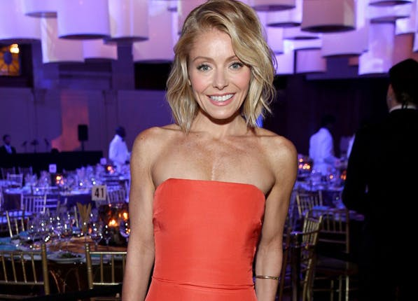 hamptons celebs kelly ripa