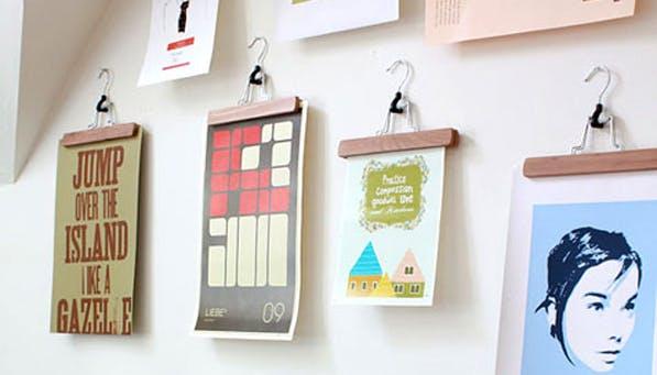 hanging art 4