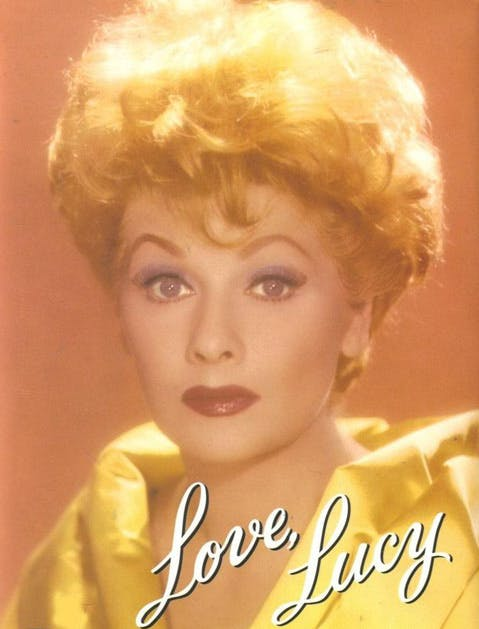 memoirs lucille ball