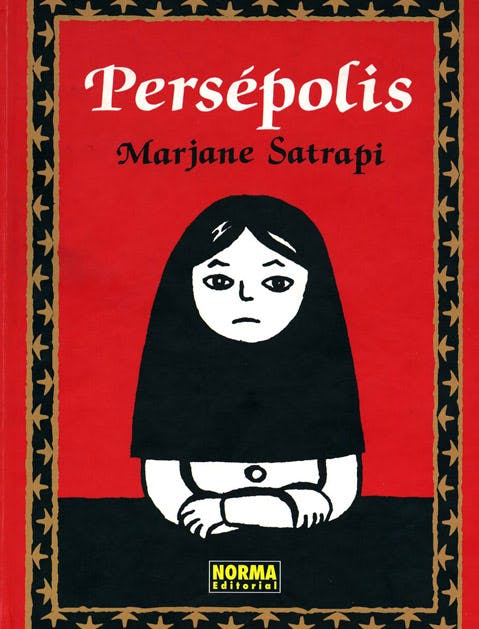 memoirs persepolis