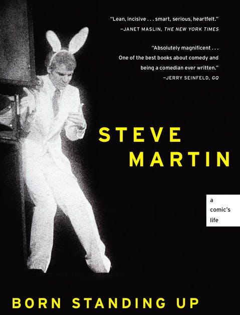 memoirs steve martin