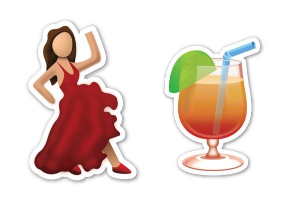night out emoji