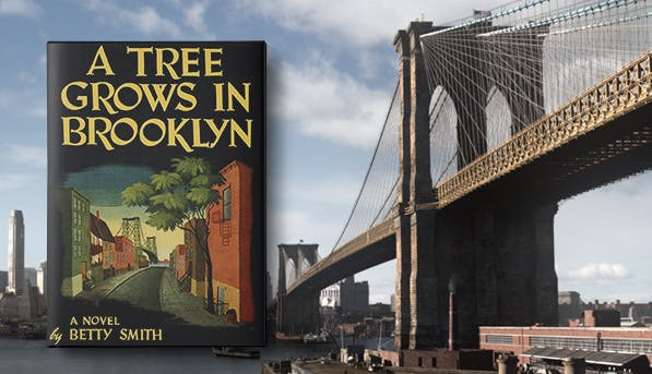 nyc books tree grows in brooklyn1
