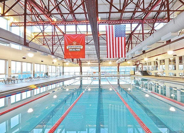 nyc pools chelsea piers