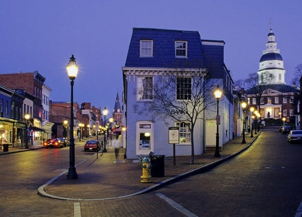 nyc weekend getaways annapolis