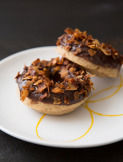 purewow chocolate bacon donuts