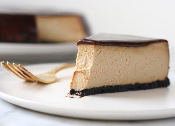 purewow espresso cheesecake