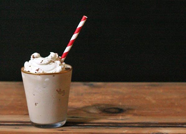 purewow mocha milkshake