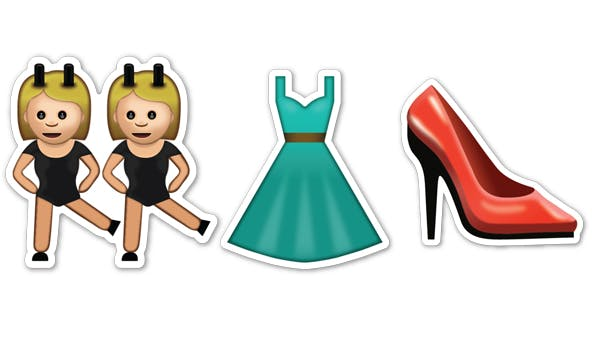 shopping emoji