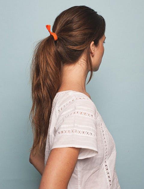summer beauty hair ties