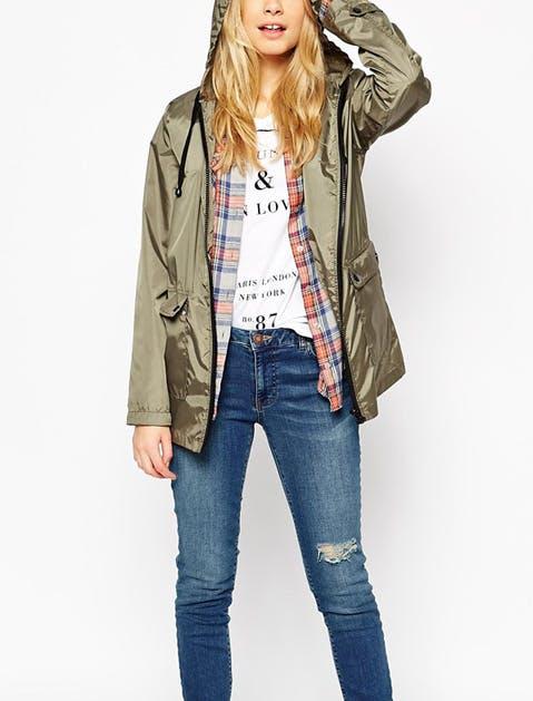 summer rain jacket