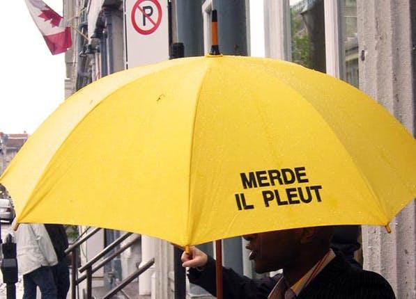 summer rain umbrella