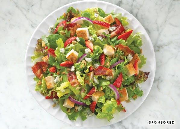 wendys salad1