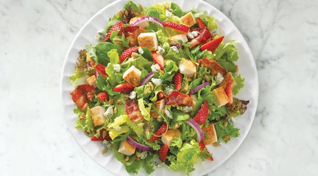 Savor Summer with Wendys Freshly Prepared Salads