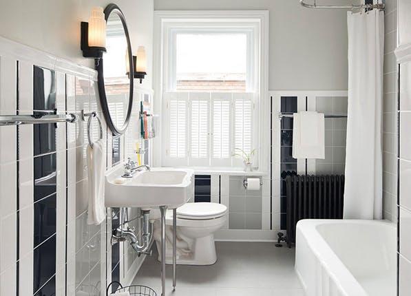 whites toilet