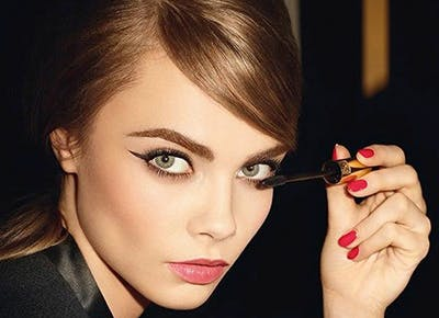 De-Clump Old Mascara with This Easy Trick