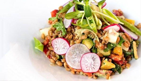 Salads 1 Presidio