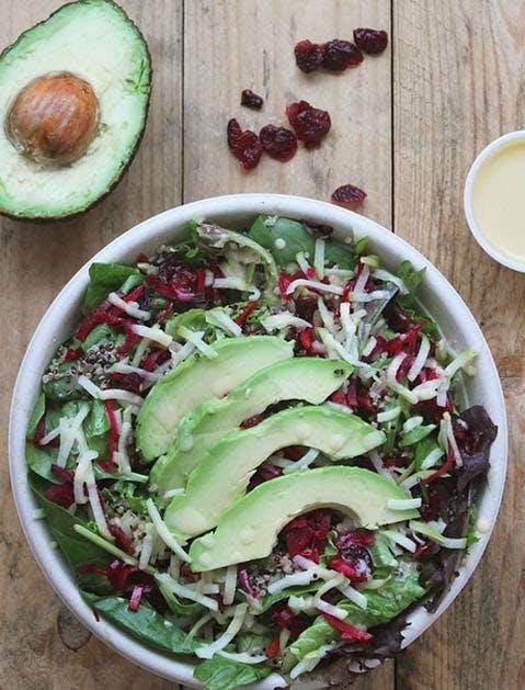 Salads 9 Freshii